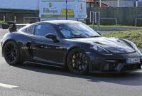 Spesification 2022 Porsche Cayman