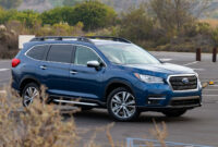 redesign and review 2022 subaru ascent release date