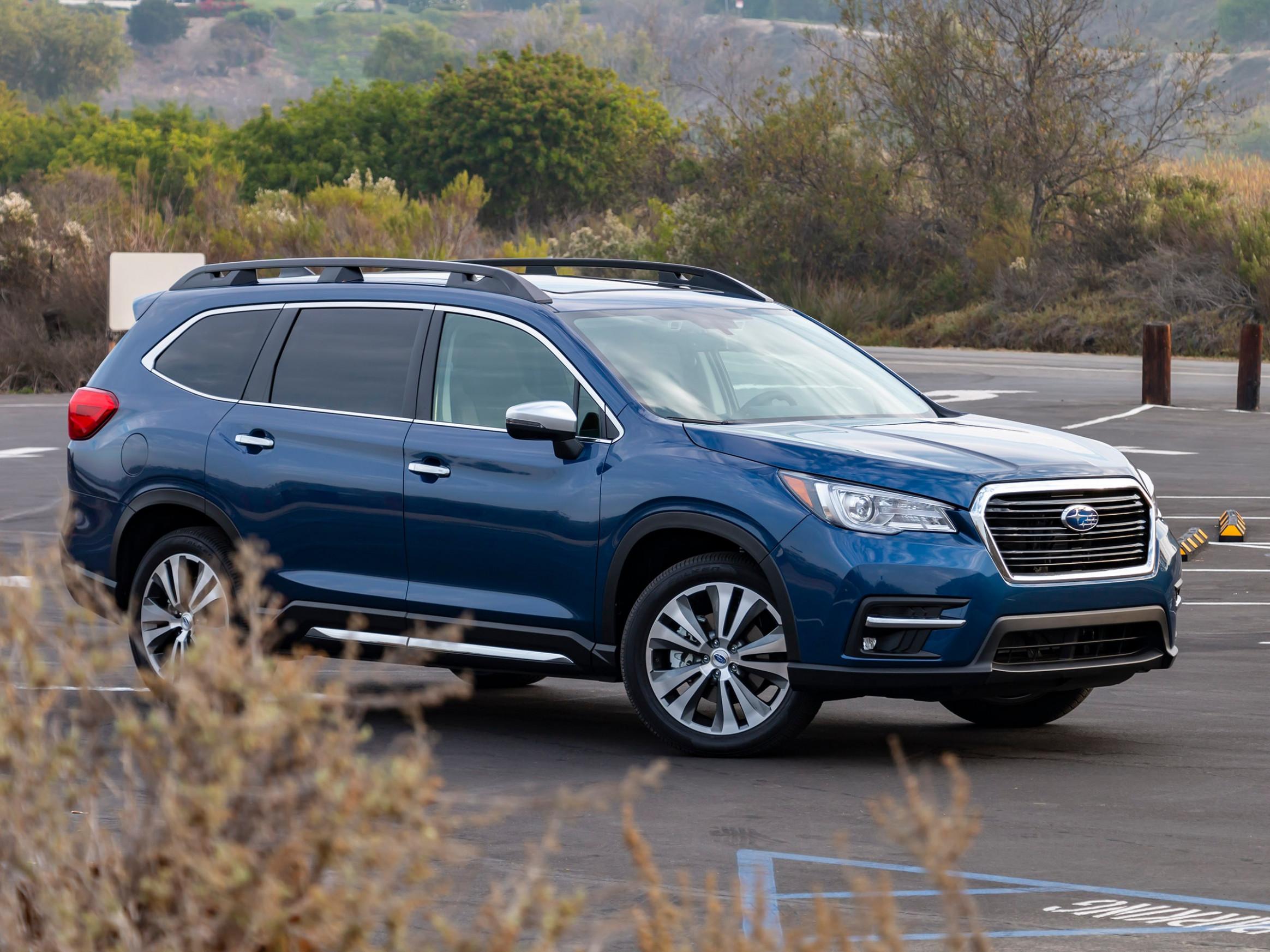 Rumors 2022 Subaru Ascent Release Date
