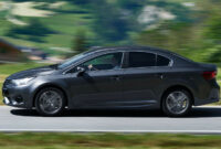 redesign and review 2022 toyota avensis