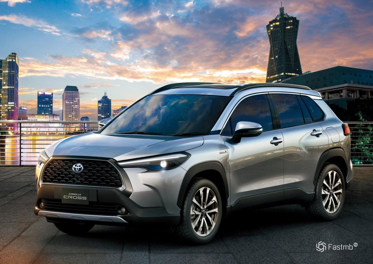 Redesign 2022 Toyota Corolla