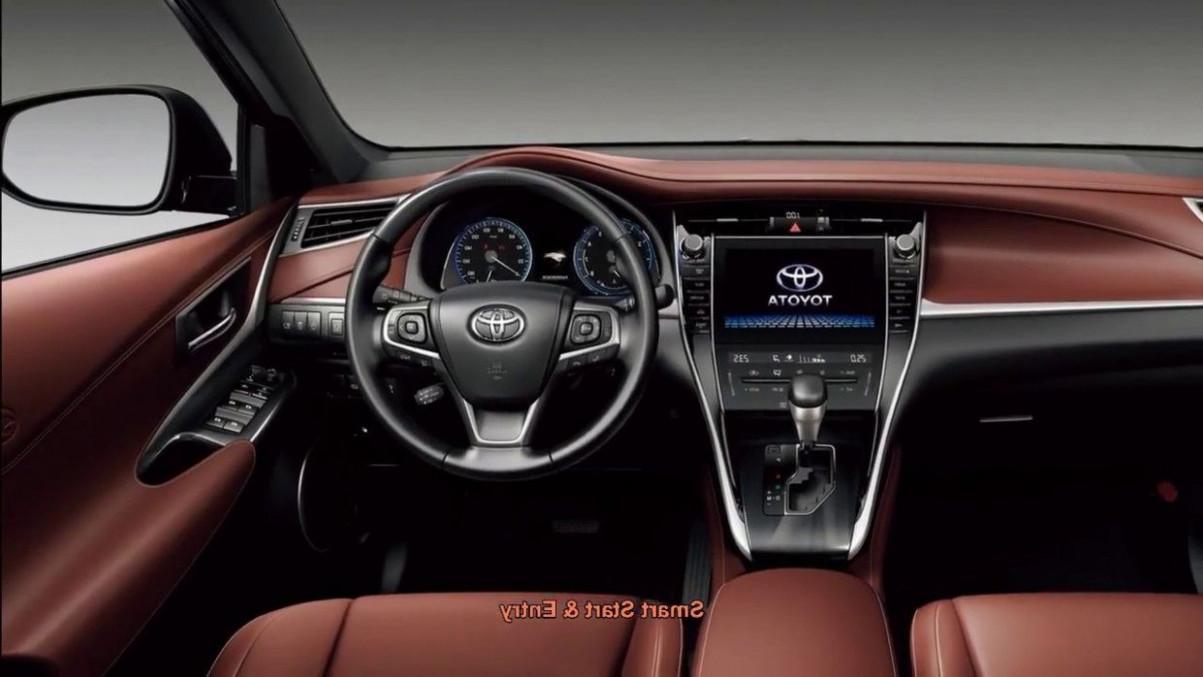 Rumors 2022 Toyota Quantum Interior
