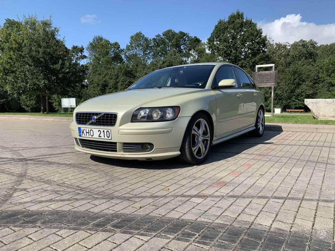 Pricing 2022 Volvo S40