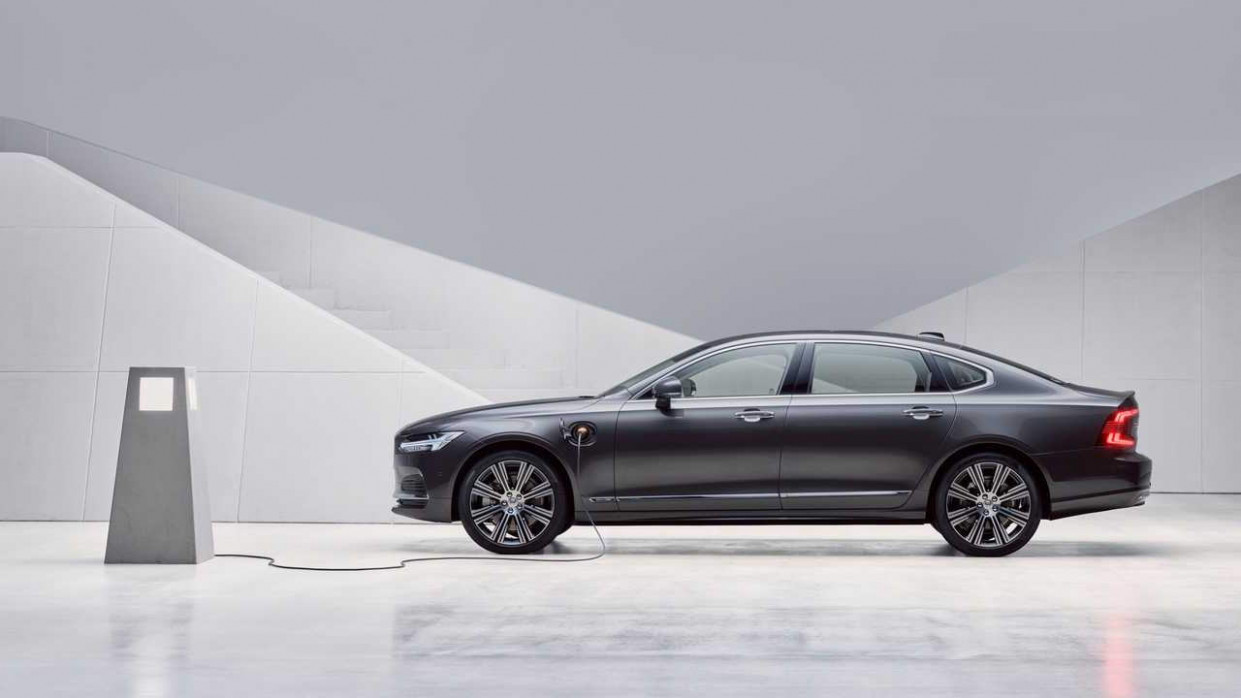 Pricing 2022 Volvo S90