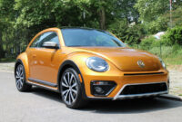 redesign and review 2022 vw beetle dune