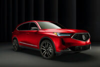redesign and review acura mdx 2022 rumors