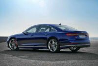 redesign and review audi s8 2022