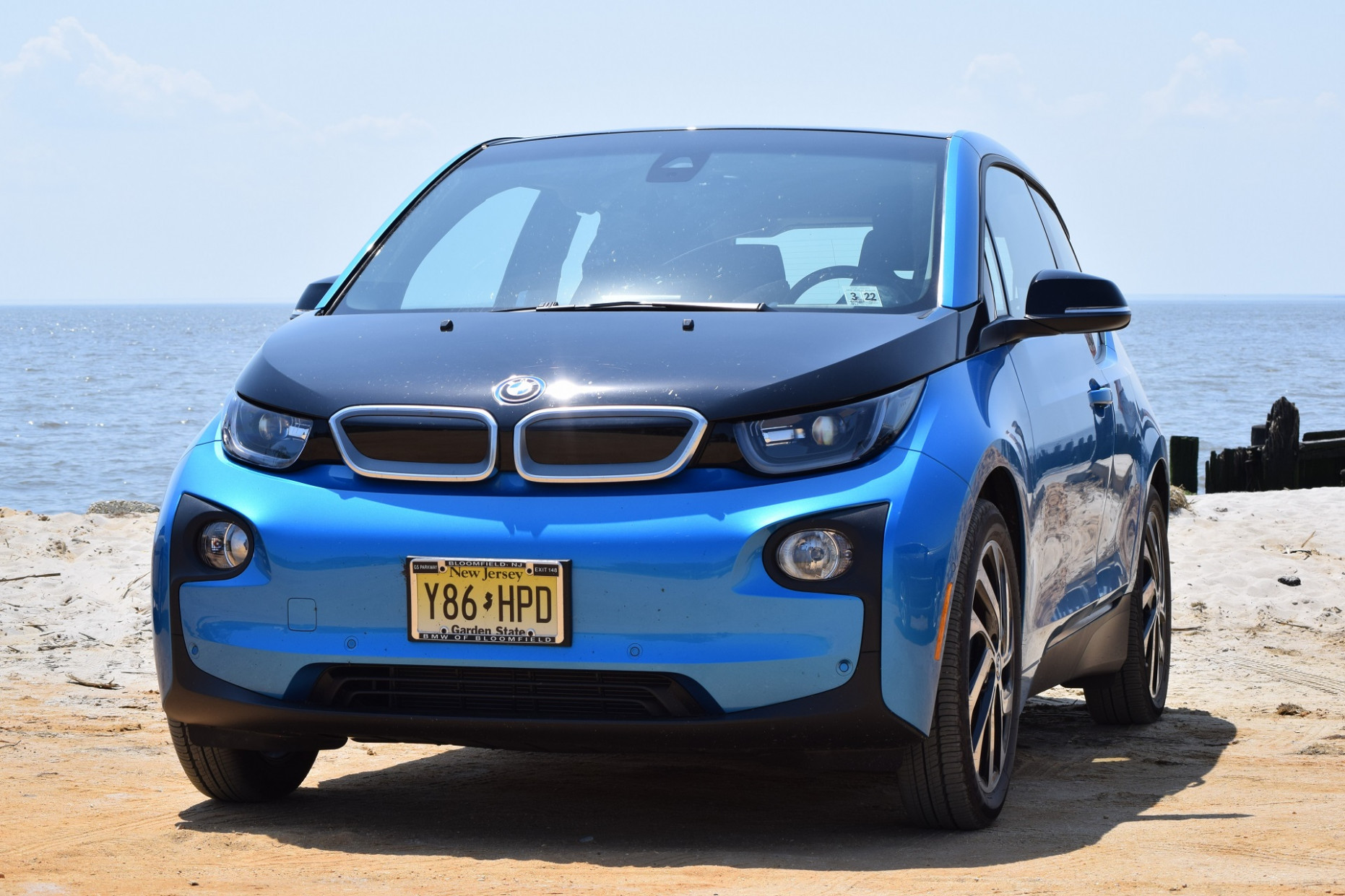 New Concept BMW Electric Suv 2022