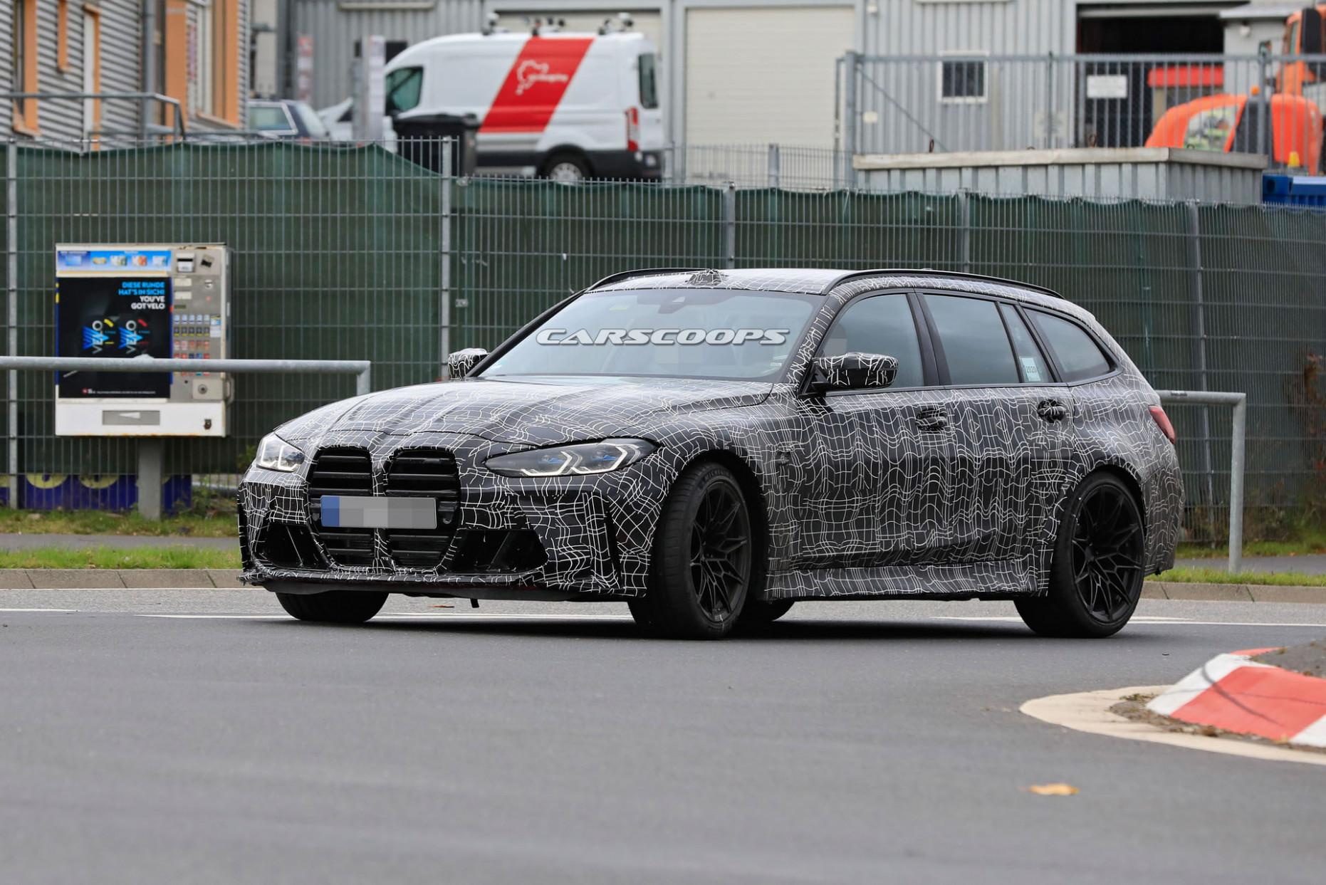 History BMW M3 2022