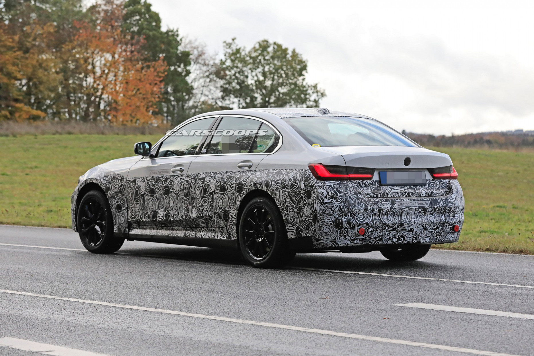Rumors BMW Series 3 2022