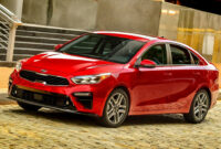redesign and review kia forte gt line 2022