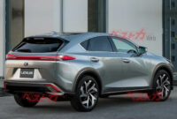 redesign and review lexus nx hybrid 2022