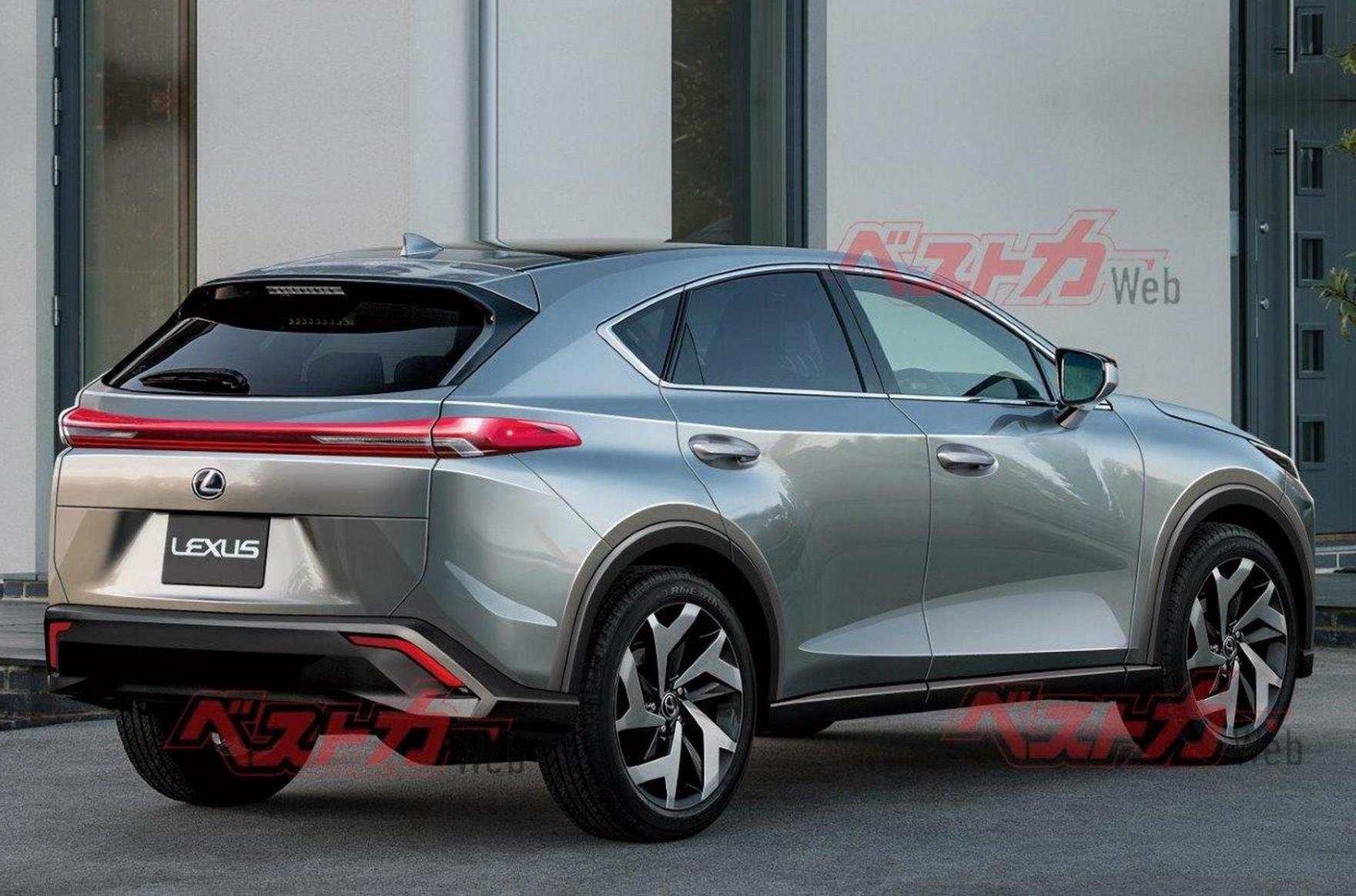 Prices Lexus Nx Hybrid 2022