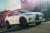 redesign and review lexus nx new model 2022