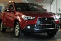 redesign and review mitsubishi asx