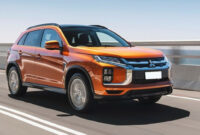redesign and review mitsubishi asx 2022 release date