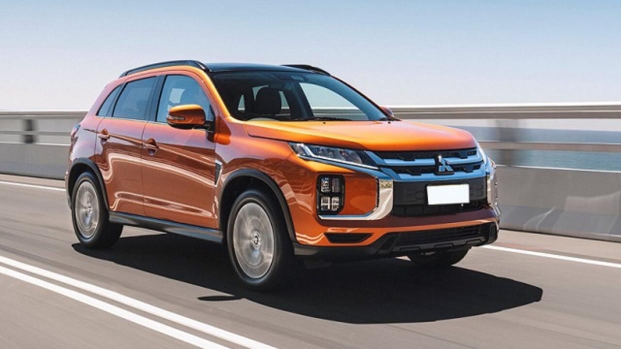 First Drive Mitsubishi Asx 2022 Release Date