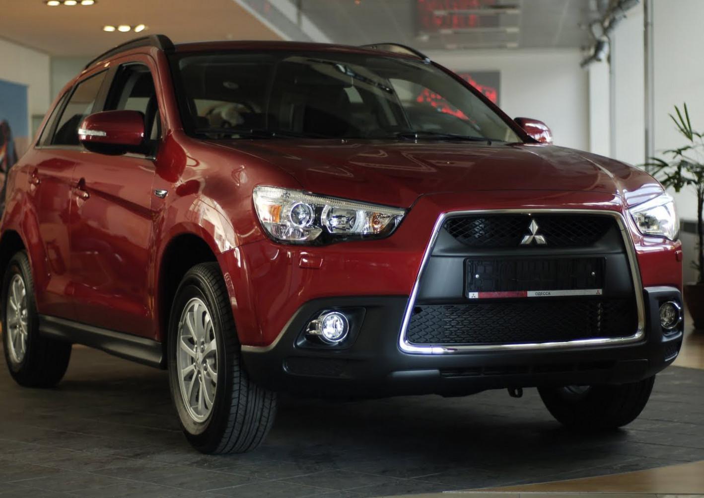 Redesign Mitsubishi Asx