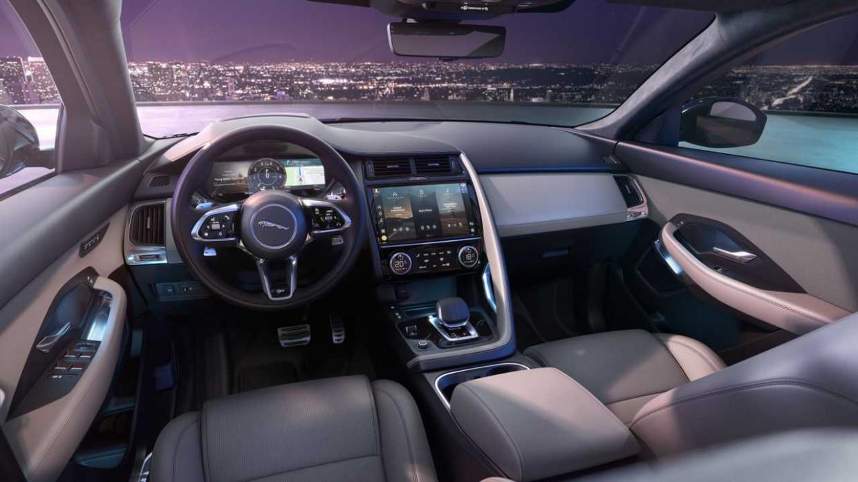Spy Shoot New Jaguar Xe 2022 Interior