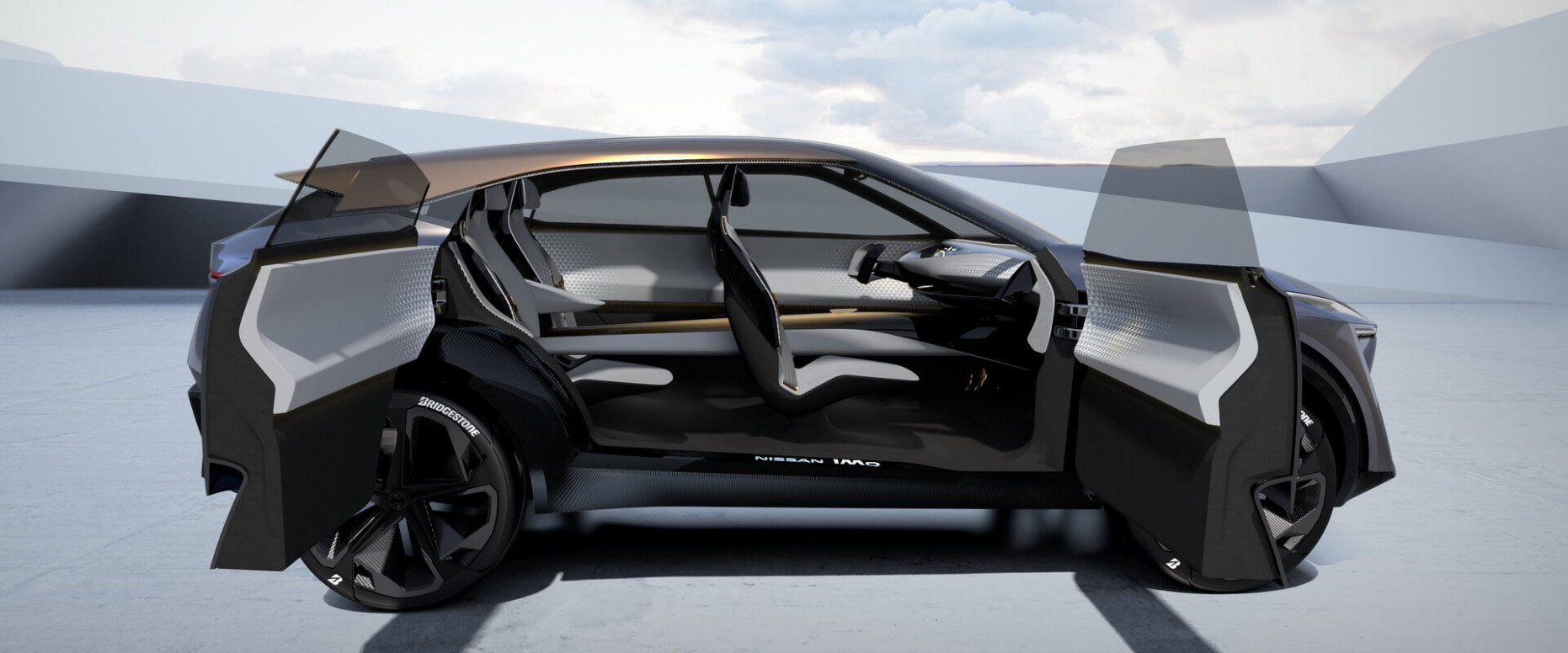 New Review Nissan Concept 2022 Interior