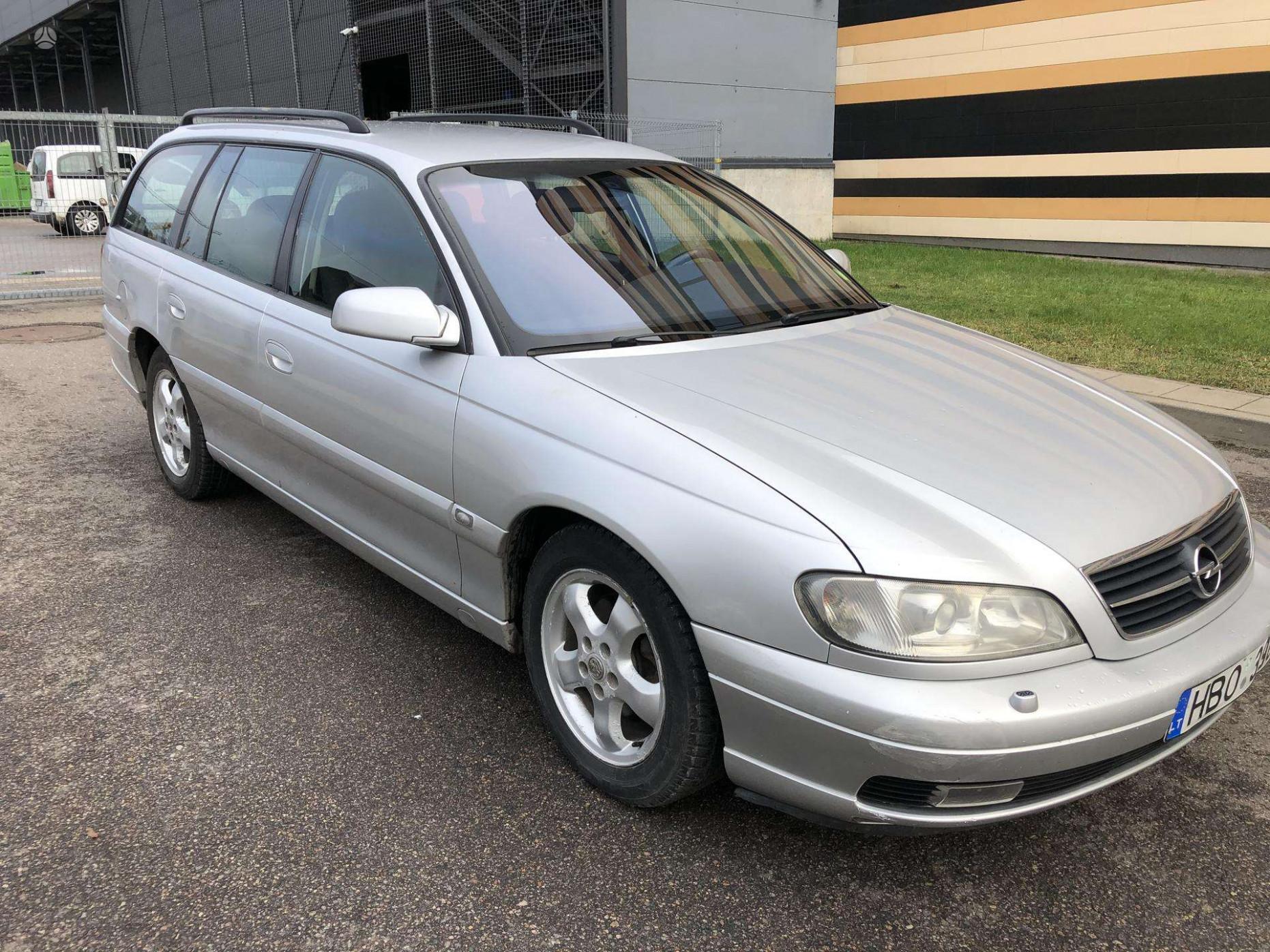 Style Opel Omega 2022
