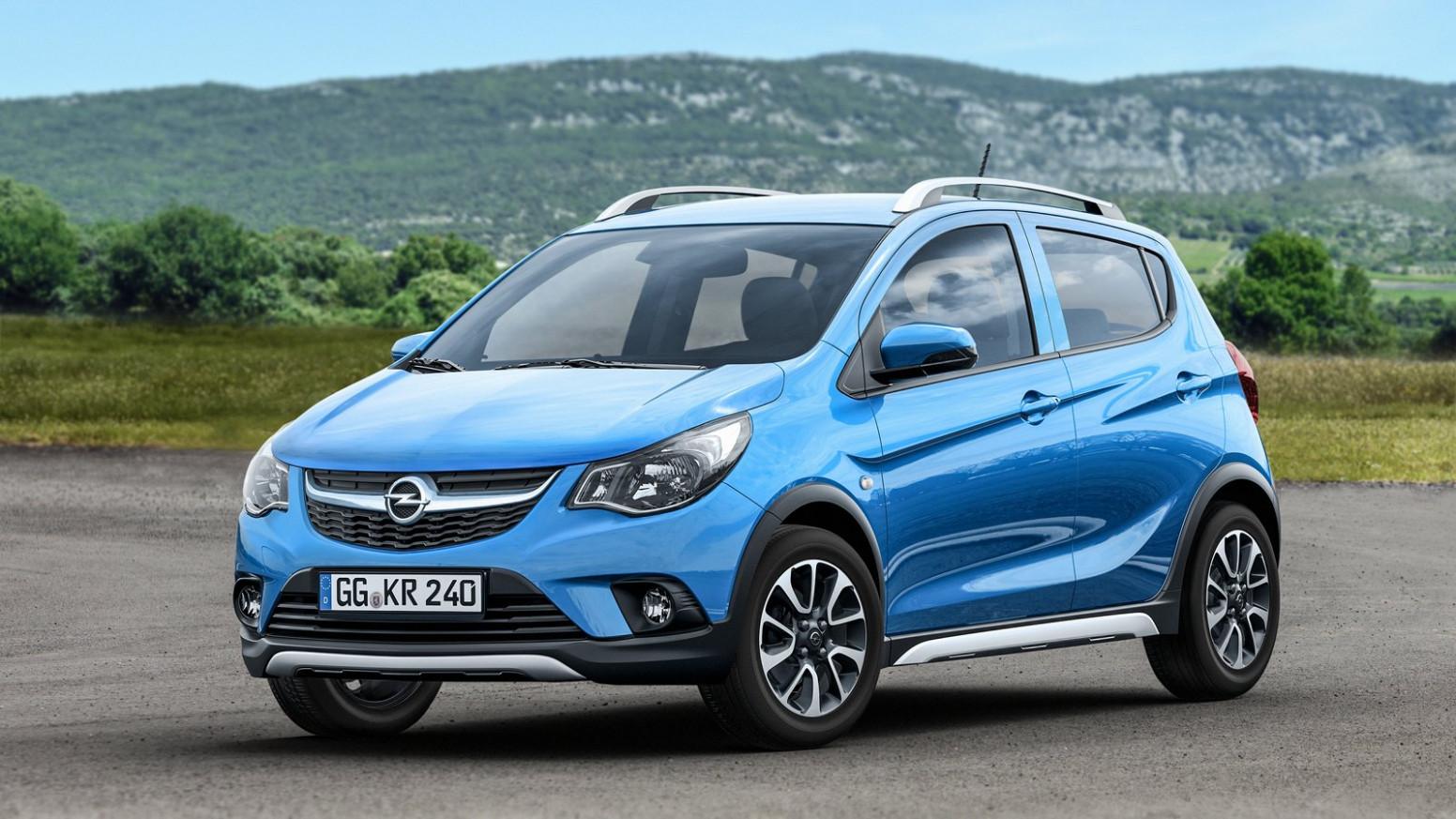 Exterior Opel Onstar 2022