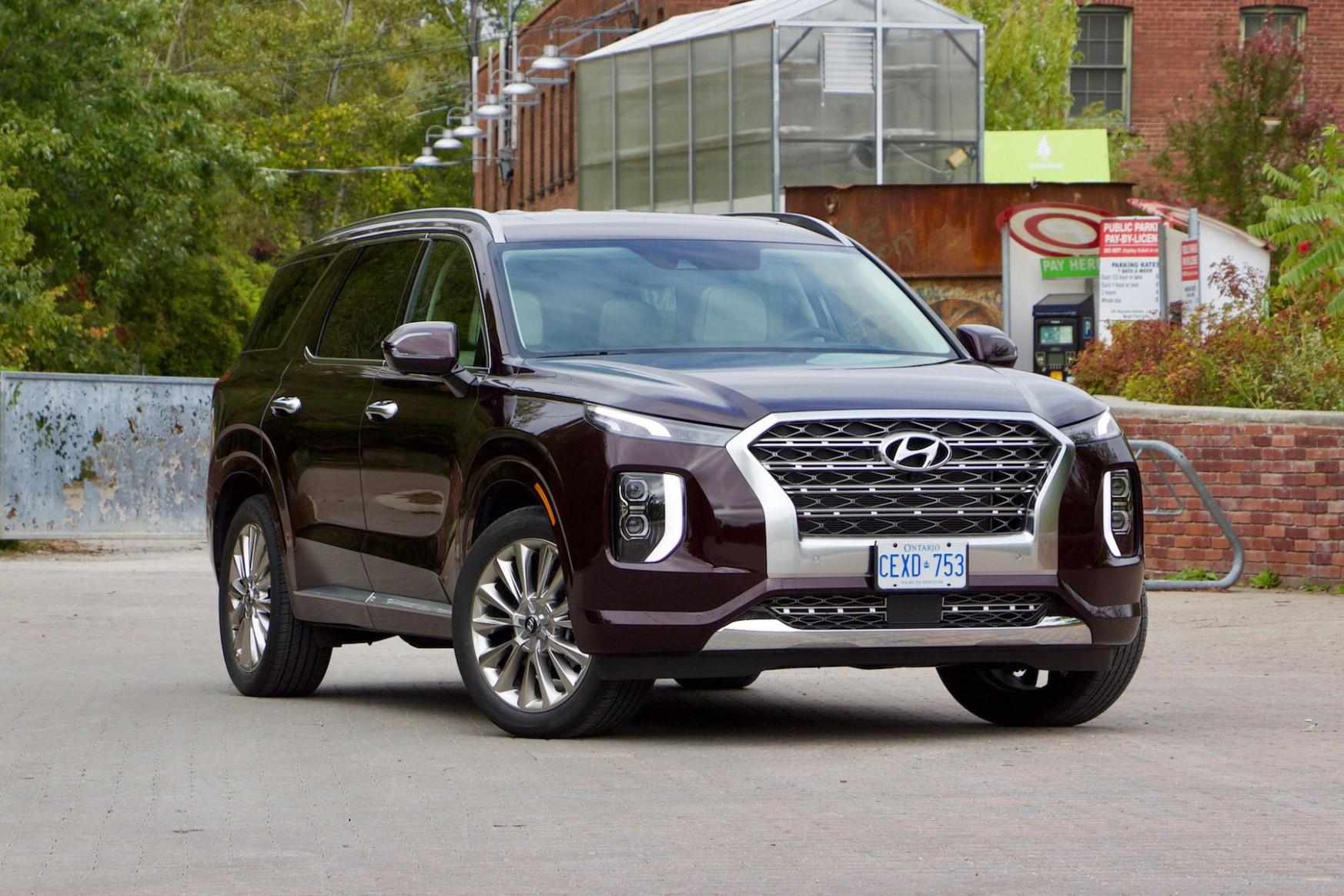 Configurations Price Of 2022 Hyundai Palisade