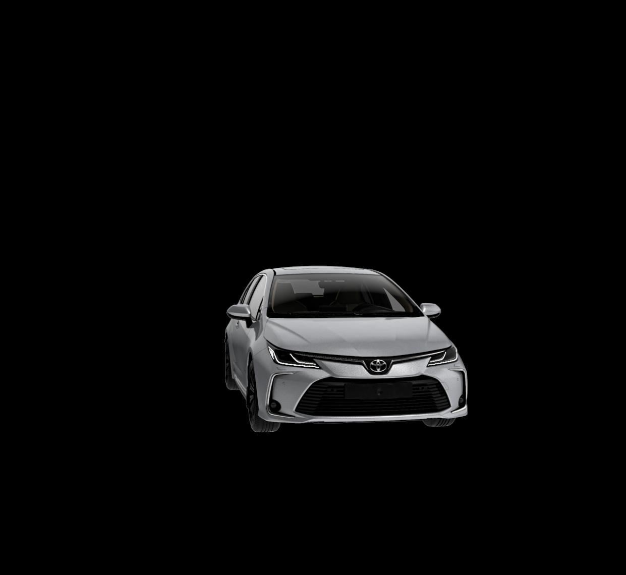 Interior Toyota Egypt Corolla 2022