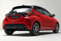 redesign and review toyota yaris 2022 europe