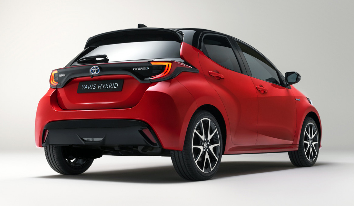 New Model and Performance Toyota Yaris 2022 Europe