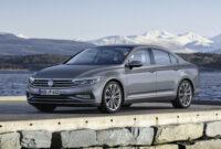 redesign and review volkswagen passat 2022 europe