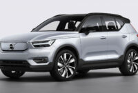 redesign and review volvo electric cars by 2022