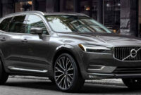 redesign and review volvo facelift xc60 2022