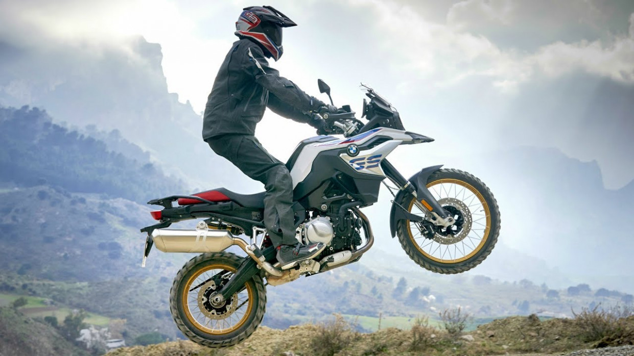 Review BMW F750Gs 2022