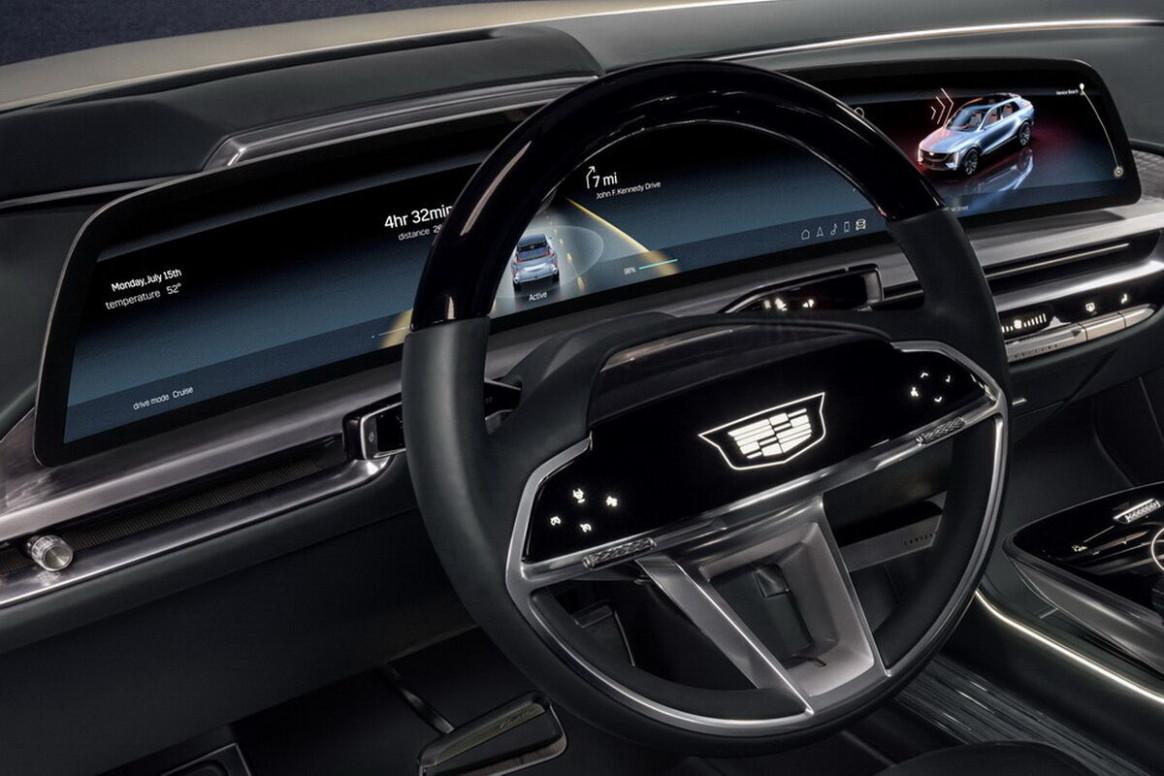 History Cadillac Xt6 2022