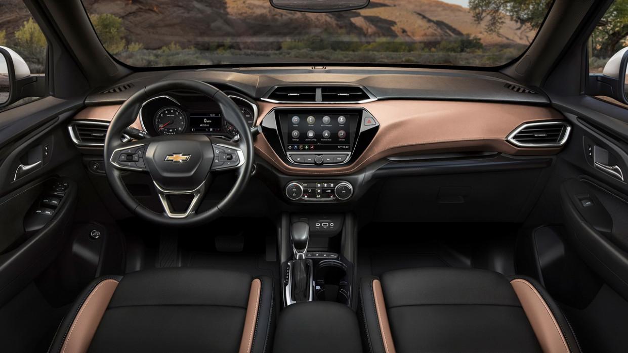Research New Chevrolet Blazer 2022 Interior
