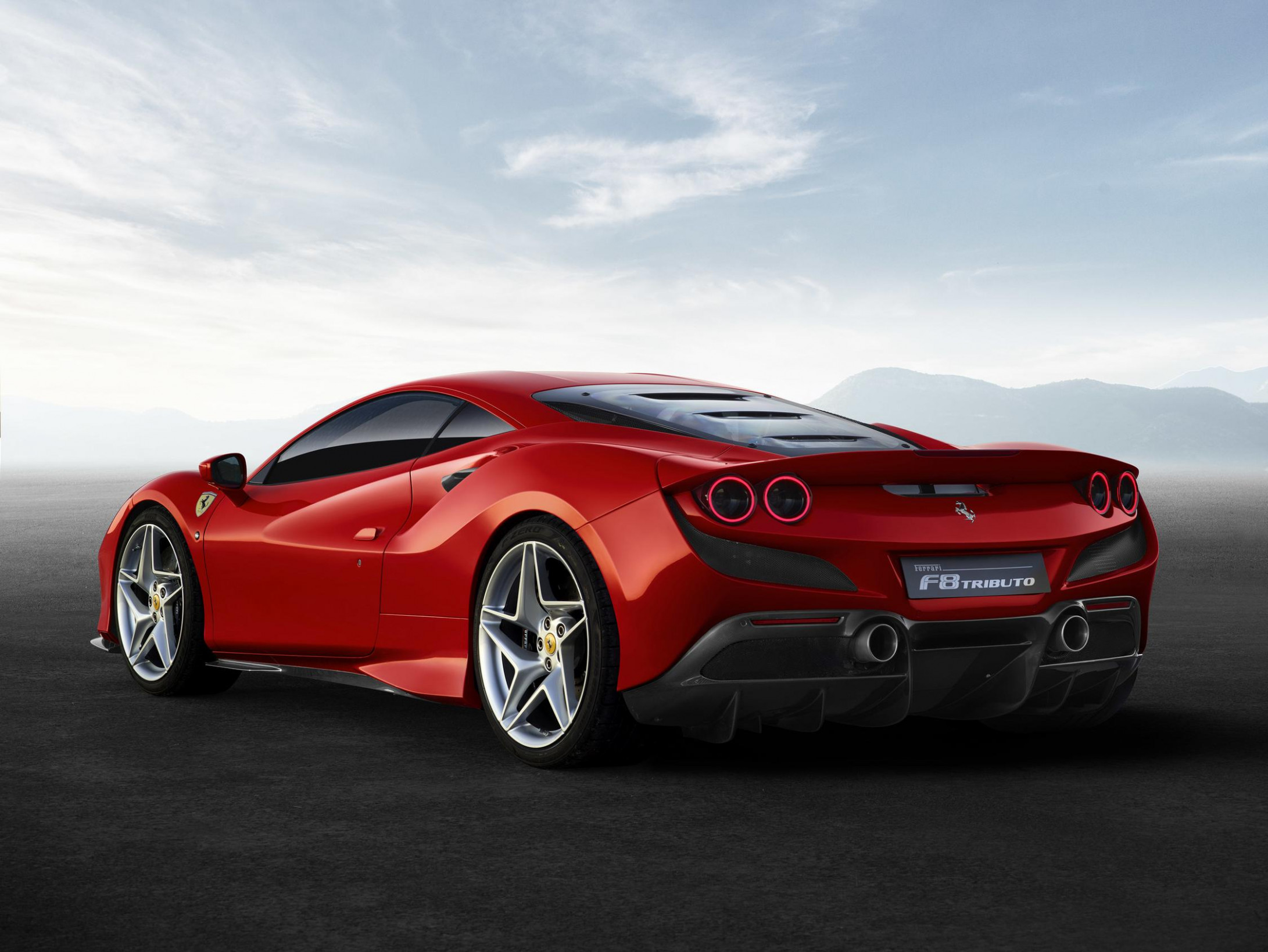 History Ferrari 2022 F8 Tributo