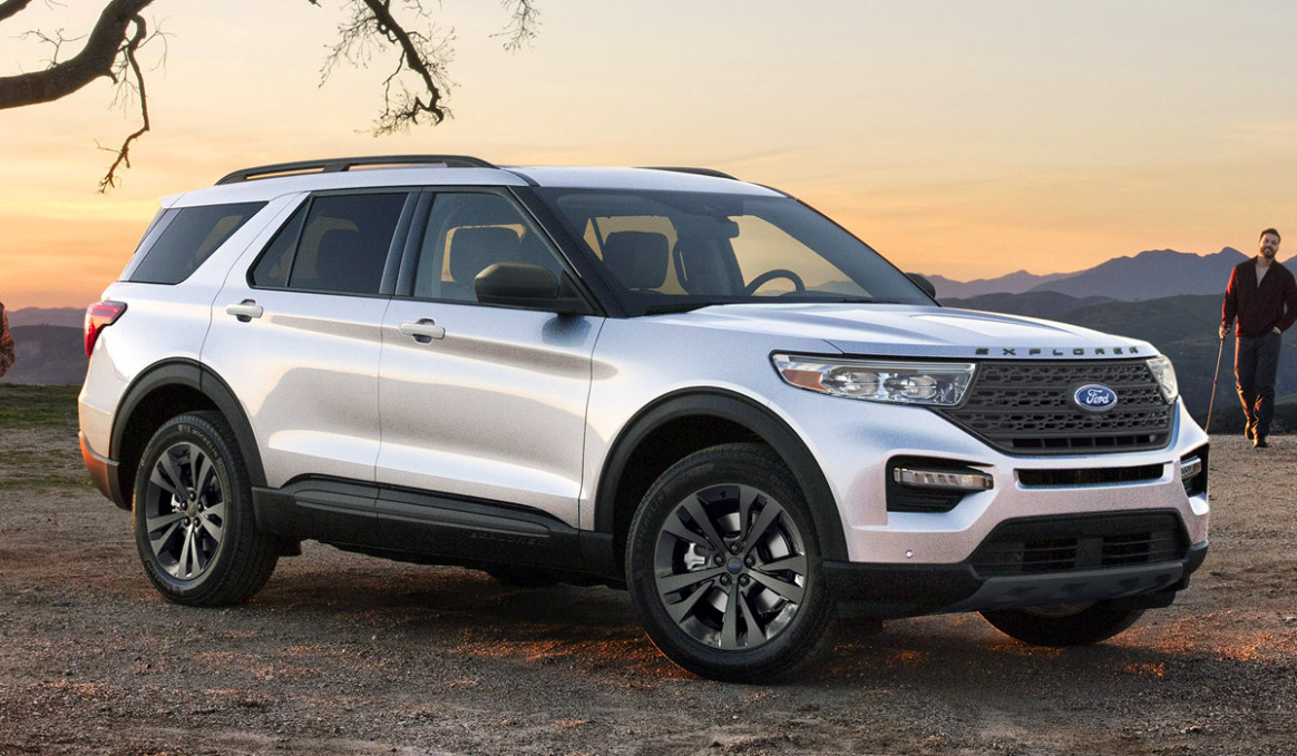Redesign and Concept Ford Explorer St 2022