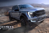 redesign ford pickup 2022