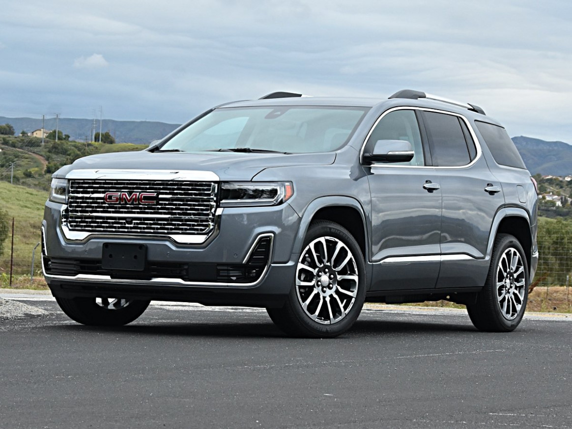 Price and Review Gmc Acadia 2022 Vs 2019