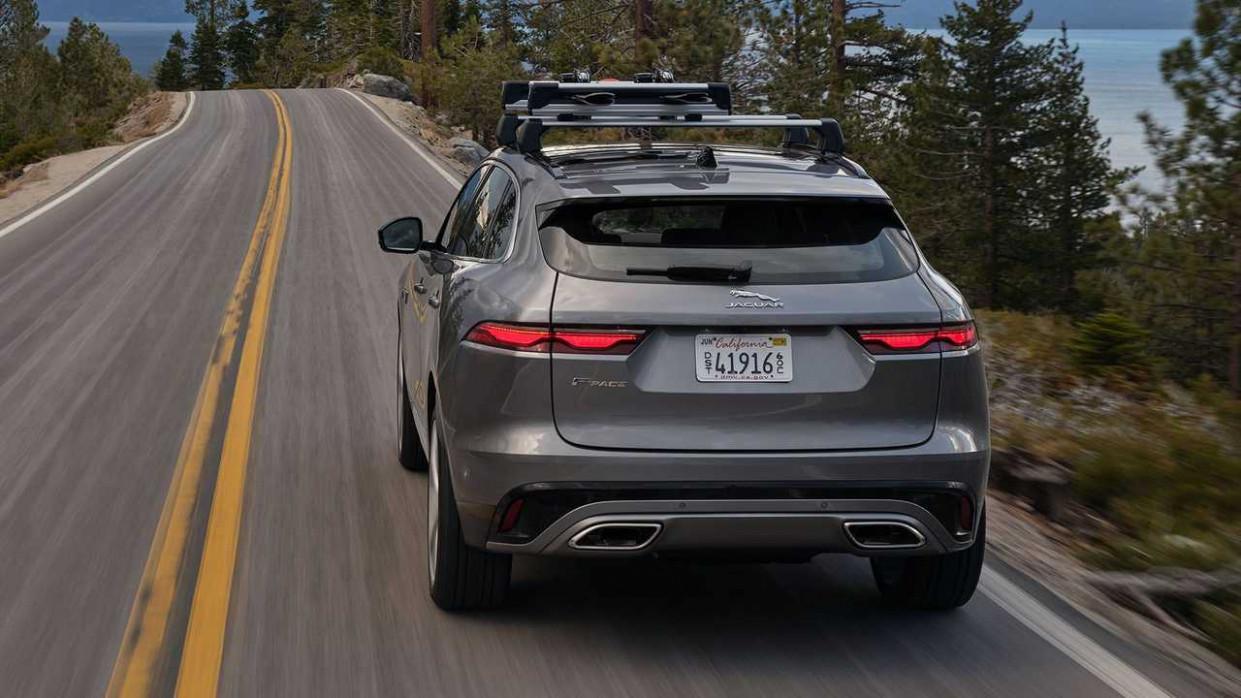 Price, Design and Review Jaguar F Pace 2022 Model