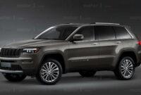 redesign jeep laredo 2022
