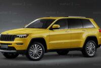 redesign jeep suv 2022