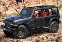 redesign jeep wrangler rubicon 2022