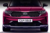 Spesification Kia Sorento Hybrid 2022