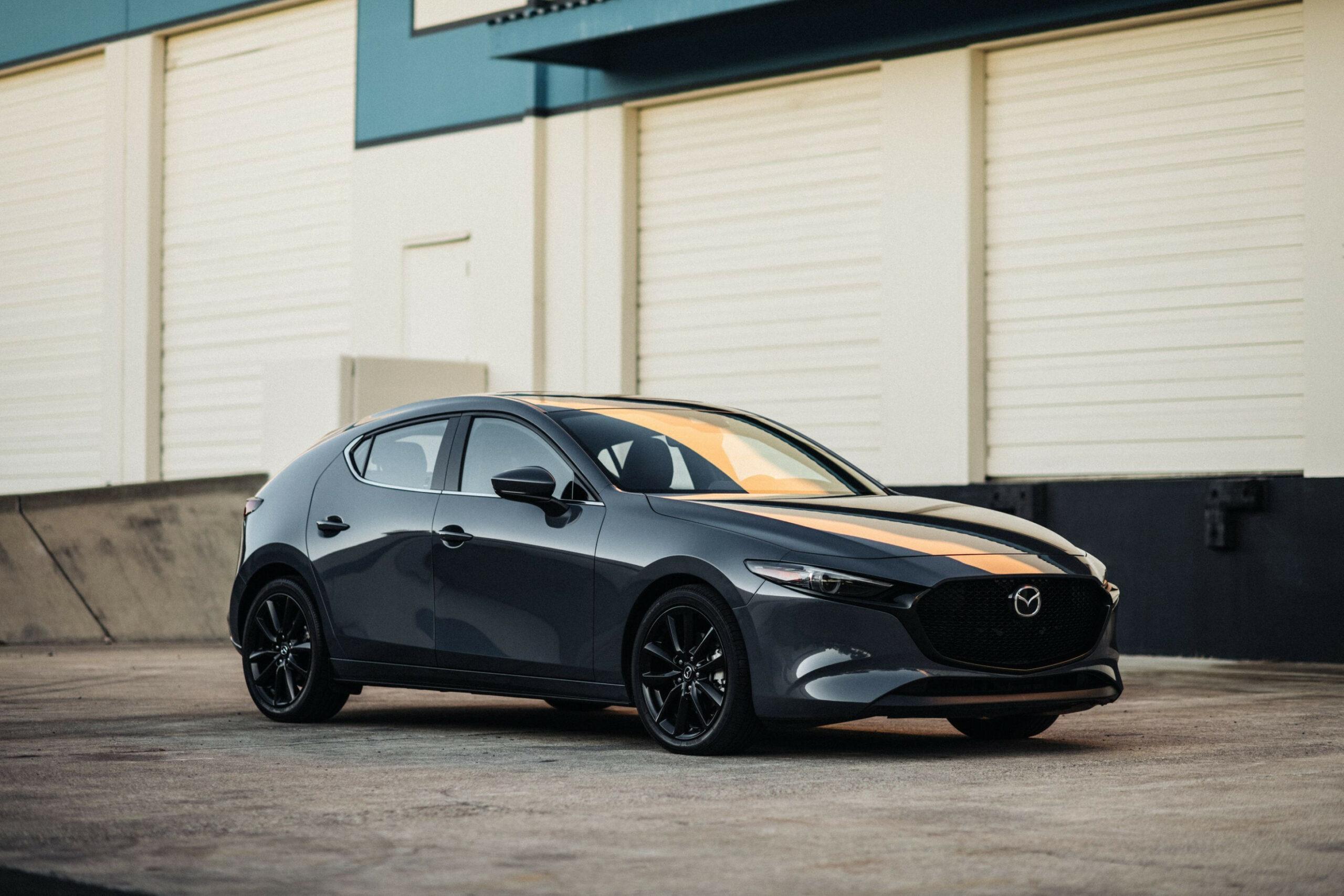 Speed Test Mazda 3 2022 Lanzamiento