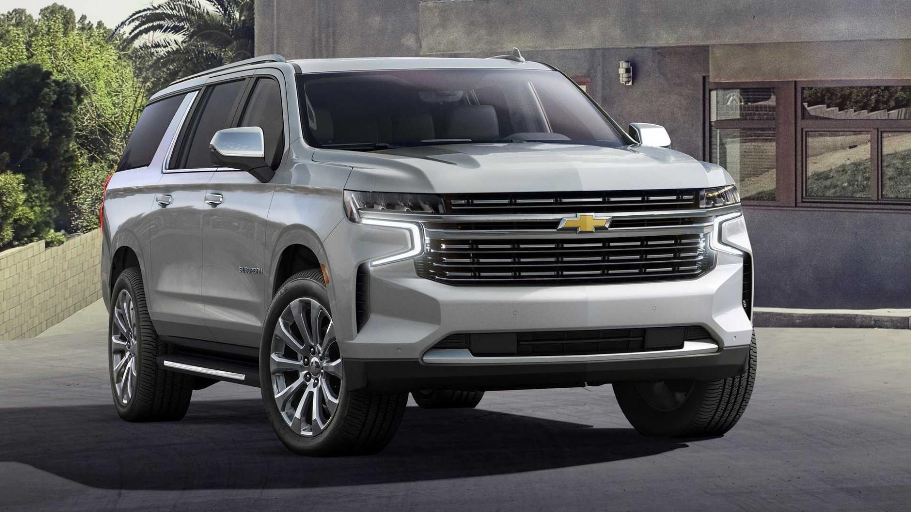 Redesign New Chevrolet Tahoe 2022