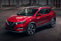 redesign nissan rogue sport 2022 release date