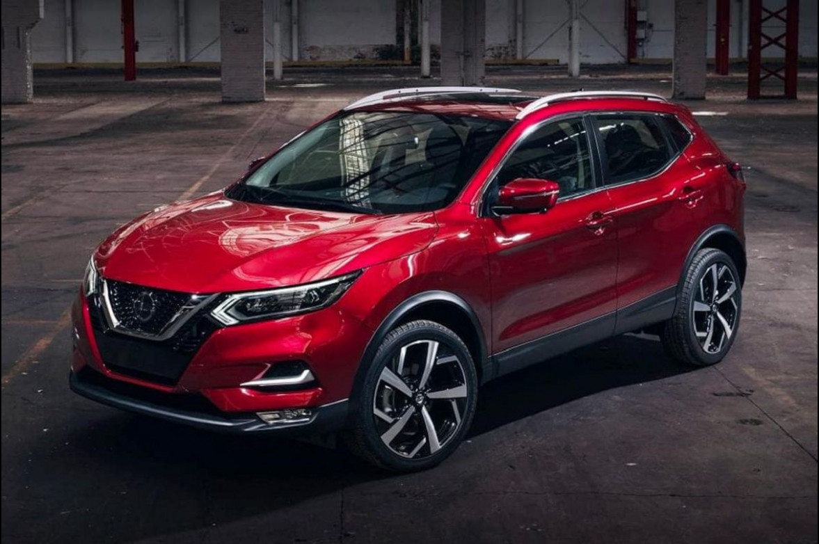 First Drive Nissan Rogue Sport 2022 Release Date