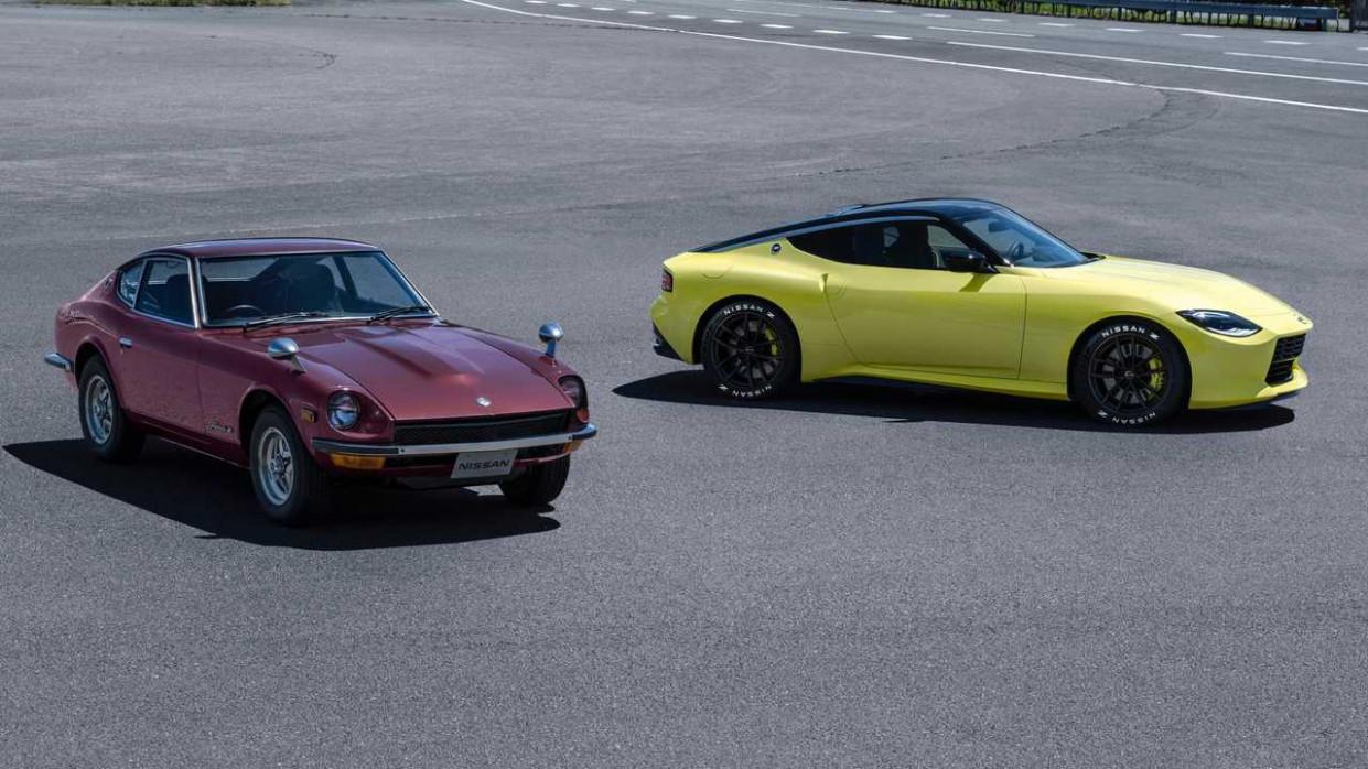 Performance Nissan Z 2022 Price
